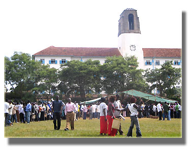 Are Uganda's university/college leavers relevant to the nation's needs?