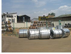 Coils for manufacturing sheets