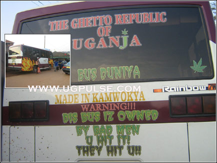 The Uganja Republic carrier