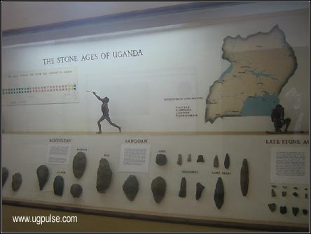 Stone power: The tools of Uganda's fore-fathers