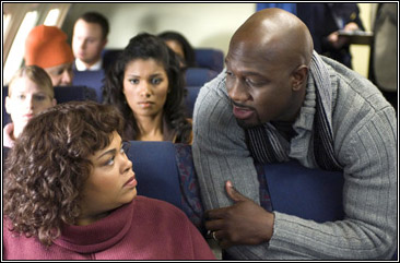Jill Scott and  Richard T. Jones in Tyler Perry's Why Did I Get Married?