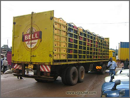 Made in Luzira: Bell lager