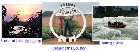 I am looking for volunteers to travel at their own expense to Uganda Lodge...