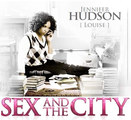 Jennifer Hudson as Louise
