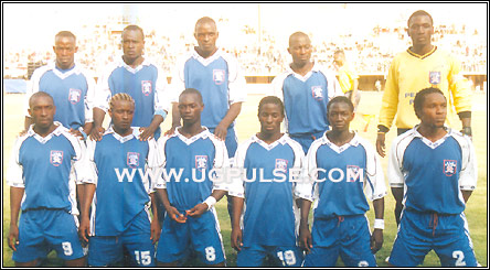 Champion material: SC Villa youthful side is among the top favorites for the crown