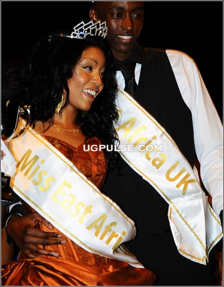Vicky and Alan: Mr and Miss East Africa UK 2008