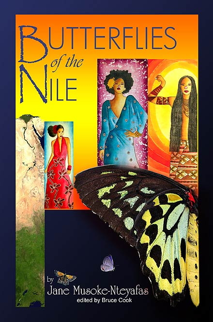 Butterflies of the Nile by Jane Musoke-Nteyafas