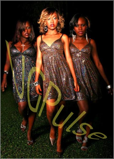 Lilian, Mya and Jackie of Blu 3