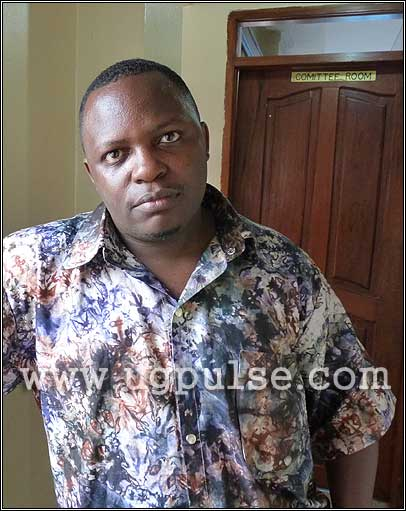 Kenneth Lukwago, Production Manager