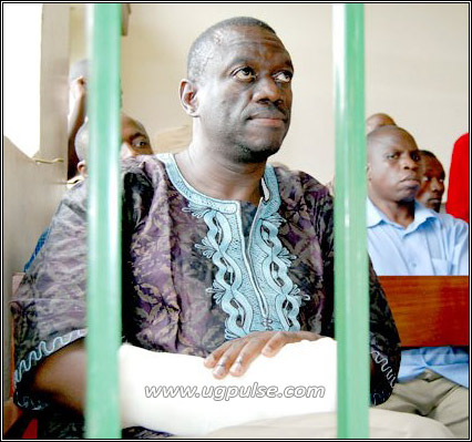 Dr. Besigye arrested