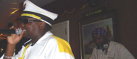 Ragga Dee: At the 2005 UNAA Minnesota Convention in Minneapolis, Minnesota, USA