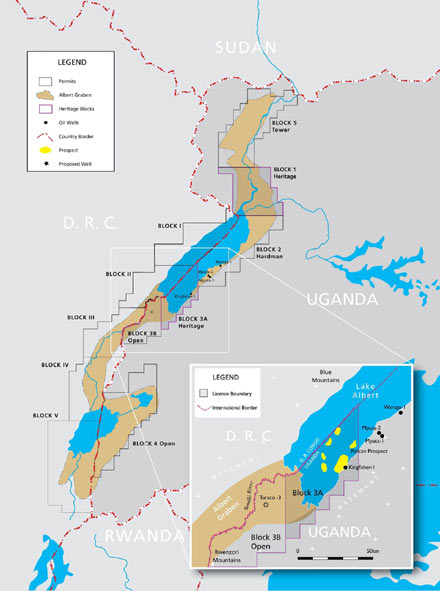Heritage Oil & Gas: Oil in Uganda