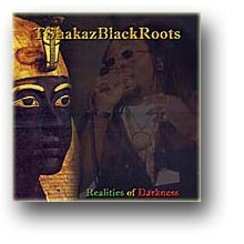 Tshaka Mayanja's CD Realities of Darkness