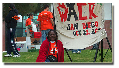 Gulu Walk in San Diego