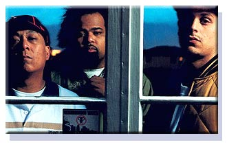Dilated Peoples: (left to right) Babu, Rakaa and Evidence