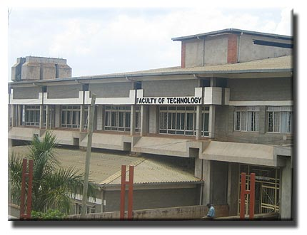 Makerere University's Faculty of Technology