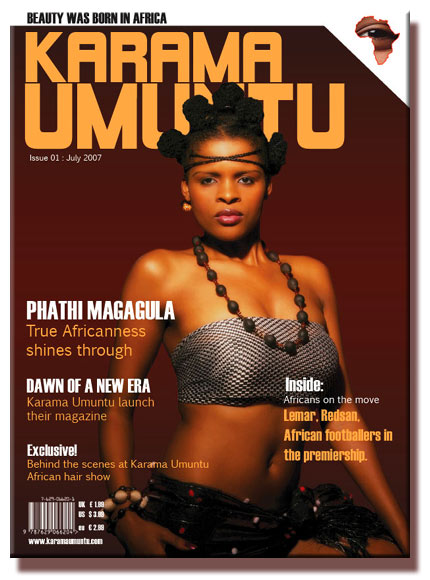First issue of Karama Umuntu