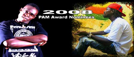 2008 PAM Awards Nominees.