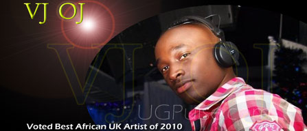 VJ OJ: Best African UK Artist of the Year 2010