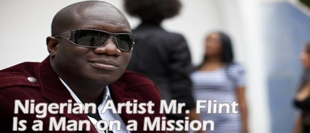 Mr. Flint aka 9ja Diddy.